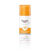 EUCERIN Sun CC krém na opaľovanie SPF 50+ svetlý 50 ml