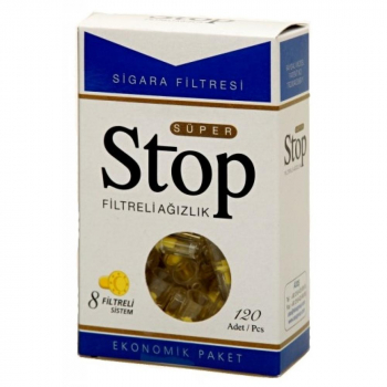 CYNDICATE Stopfiltr 120 kusov