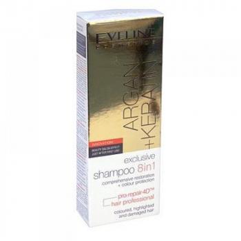 EVELINE Argan+Keratin šampón 150 ml