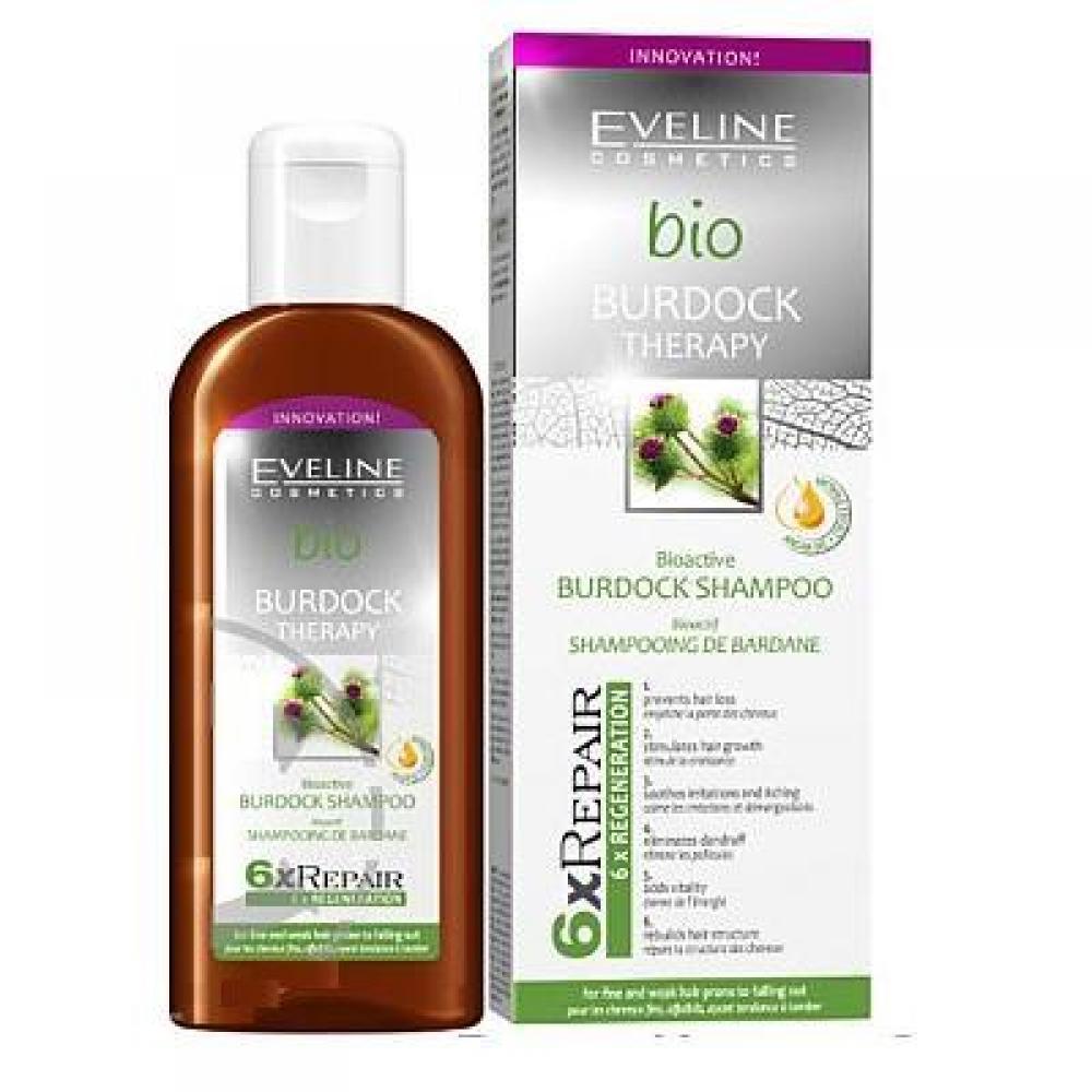 EVELINE bioBURDOCK šampón na vlasy 150 ml