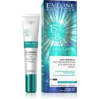 Eveline bioHyaluron 4D Koncentrovaný rozjasňujúci očný krém 15 ml