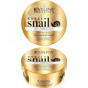 EVELINE Royal Snail Koncentrovaný telový krém 200 ml