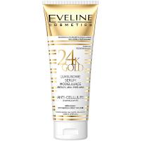 EVELINE Slim Therapy 24kGold Modelujúce sérum na brucho, stehná a zadok 250 ml