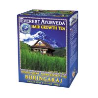 Everest-Ayurveda BHRINGARAJ Péče o vlasy 100 g sypaného čaje
