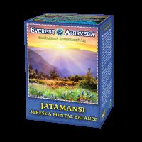 EVEREST AYURVEDA Jatamansi stres a duševná rovnováha sypaný čaj 100 g
