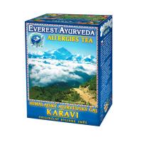 EVEREST AYURVEDA Karavi intolerancia a citlivé trávenie sypaný čaj 100 g