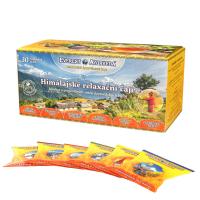 EVEREST AYURVEDA Vrecúšková kolekcia himalájskych relaxačných čajov 30 x 2 g