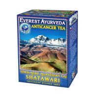 Everest-Ayurveda SHATAWARI Onkologická terapie 100 g sypaného čaje