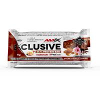 AMIX Exclusive protein bar dvojitá čokoláda 40 g