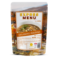EXPRES MENU Gulášová polievka bez lepku 2 porcie