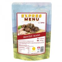 EXPRES MENU Hovädzie mäso bez lepku 3 porcie