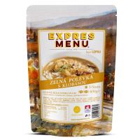EXPRES MENU Kapustová polievka s klobásou bez lepku 2 porcie
