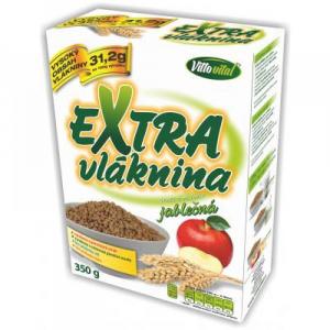 VITTO Extra vláknina s jablkom 350 g