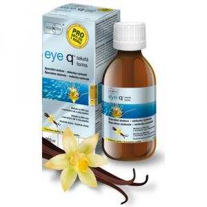 eye q tekutá forma s príchuťou vanilky 200 ml