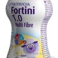 FORTINI Multifibre pre deti s príchuťou vanilkovou 200 ml