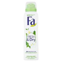 FA deosprej Fresh & Dry Zelený čaj 150 ml