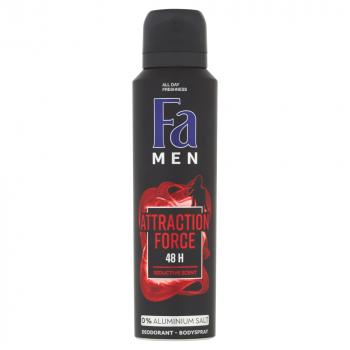FA Men deospray Attraction Force 150 ml