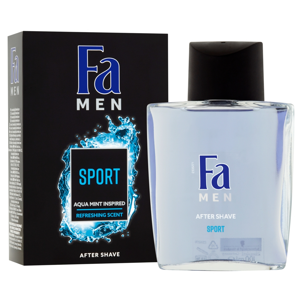 FA MEN voda po holení, 100ml SPORT