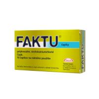 FAKTU čapíky 100 mg/2,5 mg 10 kusov