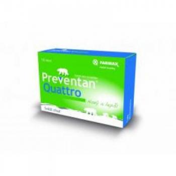 FARMAX Preventan Quattro vitamin C 24 tabliet