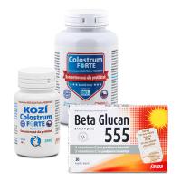 FAVEA Beta Glucan a Colostrum forte