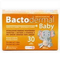 FAVEA Bactodermal Baby 30 vrecúšok