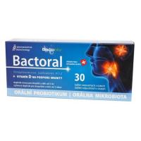 FAVEA Bactoral + Vitamín D 30 tabliet