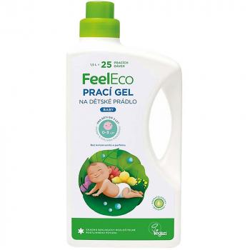 FEEL ECO prací gél na detskú bielizeň 1,5 l