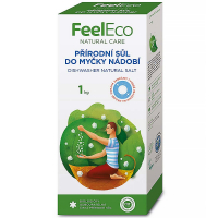 FEEL ECO Prírodná soľ do umývačky 1000 g