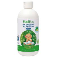 FEEL ECO Prostriedok na umývanie cumlíkov Baby 500 ml