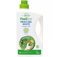FEEL ECO White prací gél 1,5 l