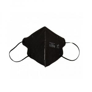 FFP2 NR Detský respirátor čierny 10 kusov