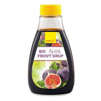 WOLFBERRY Figový sirup bio 400 ml