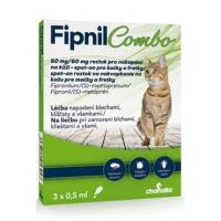 FIPNIL Combo 50/60 mg Cat Spot-on 3x 0,5 ml