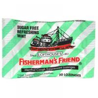Fishermans friend cukríky dia mätovej 25g zelenej