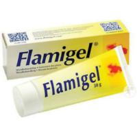 Flamigel 50 g hydrokoloidné gél na hojenie rán