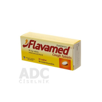 Flavamed Cough tablets 30 mg 20 ks