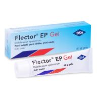 FLECTOR EP dermálny gél 60 g