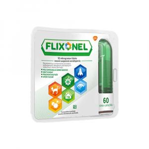 FLIXONEL Nosová suspenzná aerodisperzia 50 mg/dávka 60 vstrekov v jednej fľaške