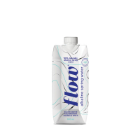 FLOW WATER Prírodná 100% alkalická voda 500 ml
