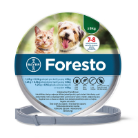 FORESTO Obojok pre mačky a psy do 8 kg 38 cm