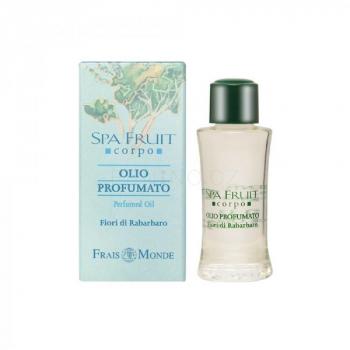 Frais Monde Spa Fruit Rhubarb Flower Perfumed Oil 10ml (Rebarbora)