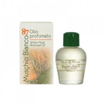 Frais Monde White Musk Perfumed Oil 12ml (Bílý mošus)