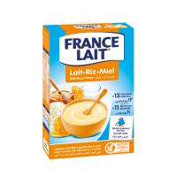 FRANCE LAIT Ryžová mliečna kaša medová 250 g