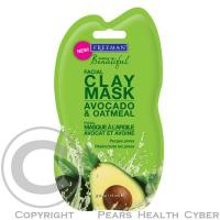 Freeman Facial Clay Mask Avocado&Oatmeal 15ml (Pro smíšenou pleť)