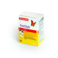 FreeStyle Lite diagnostické prúžky 100ks