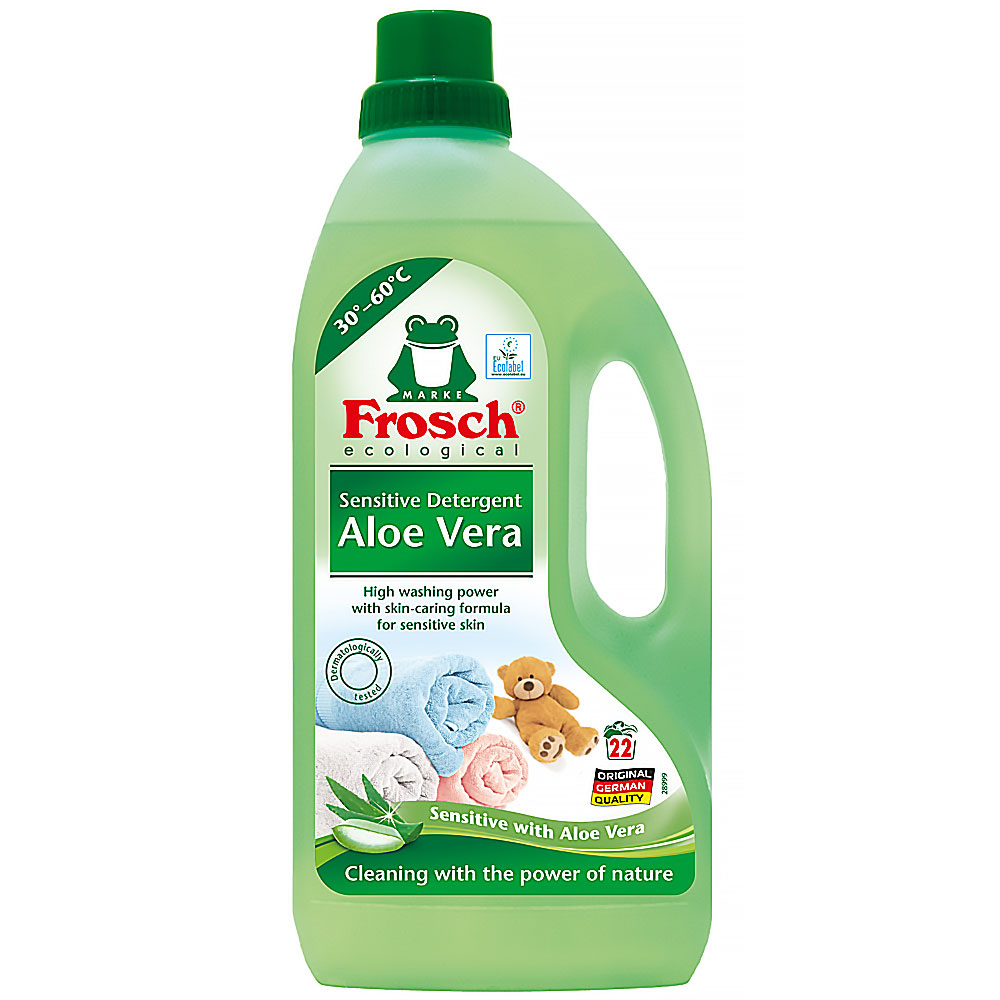 FROSCH Gél na pranie Aloe Vera koncentrát EKO 1,5 l