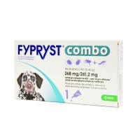 FYPRYST combo spot-on 268 mg/241,2 mg veľké psy 20-40 kg 1x2,68 ml