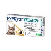 FYPRYST combo spot-on 50 mg/60 mg mačky a fretky 1x0,5 ml
