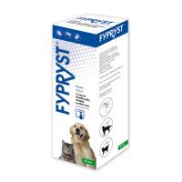 FYPRYST kožný sprej pre mačky a psov 2,5 mg/ml 100 ml